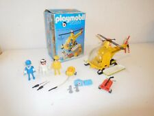 Playmobil set 3247 ADAC Helicopter embalaje original (3)