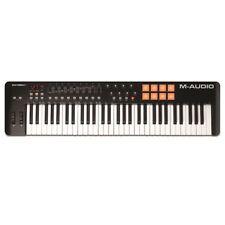 M-AUDIO OXYGEN 61 4th gen controller keyboard 61 tasti USB MIDI x PC Mac