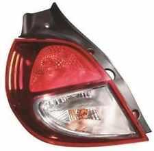 Renault Clio Rear Light Unit Passenger's Side Rear Lamp Unit 2009-2012