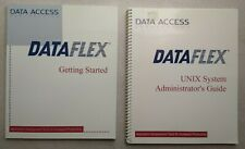 Data Access DataFlex Getting Started/Unix System Administrator's Guide Rev. 3