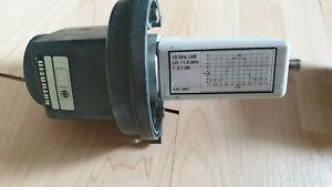 ATV-LNB-10 GHz- ANALOG + DIGITAL 2.1 dB Noise in Kathrein Gehäuse