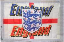 Drapeau Country Flag  England Angleterre  Blanc Bleu Rouge 90 x 150 cm Neuf