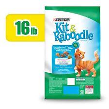 New listing Purina Kit & Kaboodle Dry Cat Food; Original - 16 lb. Bag