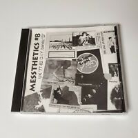 Messthetics #8 UK '77-81 D.I.Y. & DIY Punk R-to-Si CDR Hyped To Death OOP Band