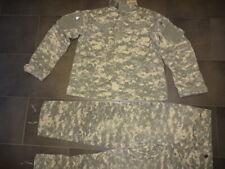 US ARMY UNIFORM ACU LARGE REGULAR COAT TROUSERS HOSE JACKE UCP TARNANZUG USA L1