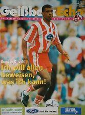 Programm 1995/96 1. FC Köln - Kaiserslautern