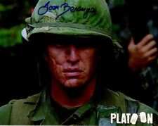 TOM BERENGER In-person Signed Photo - PLATOON