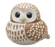 Kitan Club Ural owl Bird PVC Mini Figurine Figure roly poly toy