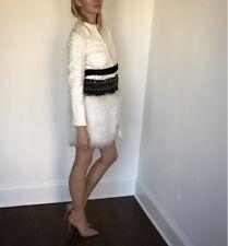 Fur coat Lamb/Fox, Real Fur Evening Jacket
