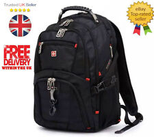NEW Large Wenger Swissgear 17.1 inch Laptop Backpack Notebook Bag Rucksack