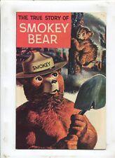 THE TRUE STORY OF SMOKEY BEAR - (8.0) 1969