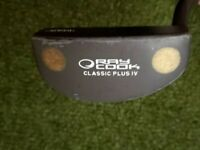 Ray Cook Classic Plus IV Putter RH Ray Cook Steel Shaft (LS1893)
