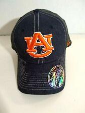 New listing Auburn University Tigers Zephyr Dusk Navy Dk Heather Gray Stretch Fitted M/L Hat