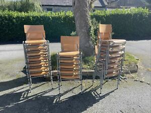 Vintage Plywood Stacking Chairs by Remploy - Cafe Bar Restaurant - 80 Available