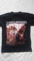 Reprint Black Sabbath Band Concert  Short Sleeve Black Men S-4XL T-Shirt C274