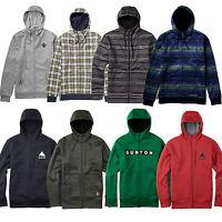 Burton Bonded & Classic Bond Hoody men's softshell jacket Hoody Jacket