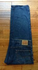 AUTHENTIC Levis 550 Relaxed Fit Men's Jeans TRUE 42x30 GREAT CONDITION