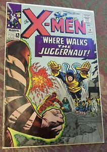 X-Men #13 (1965) Juggernaut