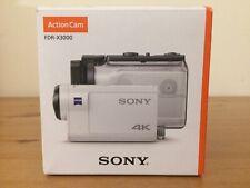 Sony FDR -X3000 4K Action Camera
