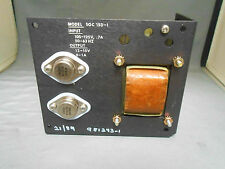 981243-1 TRANSFORMER  115VAC IN/OUT12VDC 1 AMP  NEW OLD STOCK