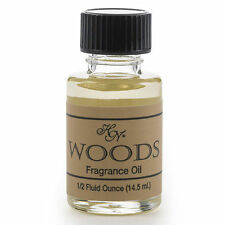 Hillhouse Naturals Fragrance Oil 0.5 Oz. - Woods