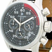German Aeromatic 1912 Precision Miltary Chronograph A1287