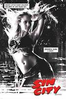 Sin City Jessica Alba Single Sided Original Movie Poster 27x40 inches