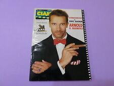 CIAK n.9 del 1986 CON SCHEDE FILM Schwarzenegger in CODICE MAGNUM