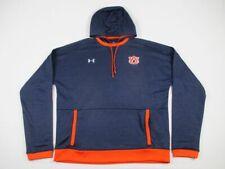 Under Armour Auburn Tigers - Men's Navy ColdGear Sweatshirt (XL) - Used