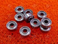 20 PCS 2x6x3 mm 692ZZ Metal Double Shielded High Precision Ball Bearing