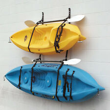 Webbing Kayak Hanger Straps (1 set of two straps) Boat Hanger, Kayak Wall Hanger