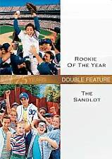 Sandlot/Rookie of the Year - Double Feature (Dvd, 2010, 2-Disc Set, Fox 75th An…