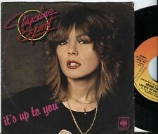 """NADINE EXPERT IT'S UP TO YOU 1979 AUTOGRAPH ? 7"""" 45 GIRI"""