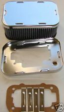 Weber Carburetor Chrome Air Cleaner DGV DGAV DGEV 32/36