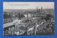 Tarjeta postal antigua NANCY - Vista general desde desde Saint-Epvre