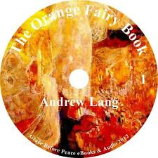 The Orange Fairy Book, a Fun Childrens Audiobook by Andrew Lang on 1 MP3 CD
