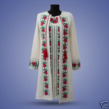 Ukrainian embroidered costume, sorochka, shirt, dress, vyshyvanka. Sizes S-XXL