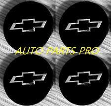 4pcs.  Camaro Colorado Traverse Black center caps wheel caps 23115617