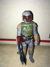 Boba Fett 1979 action figure & Blaster Star War Episode V Empire Strikes Back