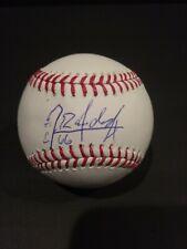 RANDY AROZARENA SIGNED BASEBALL w/COA St. Louis Cardinals MLB autograph