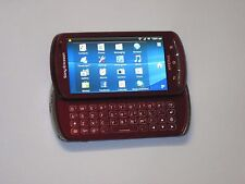Sony Ericsson Xperia pro MK16a Red (Unlocked) Smartphone Android Wifi GSM mk16