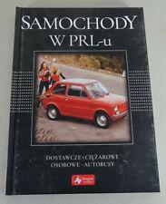 Bildband über Polnische Oldtimer Polski Fiat, Syrena, Warszawa etc.