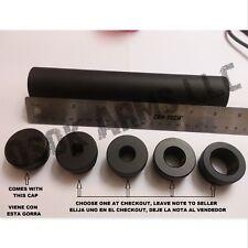 tube solvent 8-1/4in storage aluminum trap maglite 1/2x28 5/8x24 13/16x16 3/4NPT