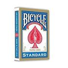 2 Mazzi di carte Bicycle Standard Regolare formato Poker Rider Back - dorso blu