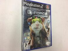 DISNEY G-FORCE SUPERSPIE IN MISSIONE  PS2 PLAYSTATION 2 PAL NUOVO SIGILLATO