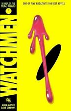 Watchmen by Alan Moore (Paperback) graphic novel *free shipping