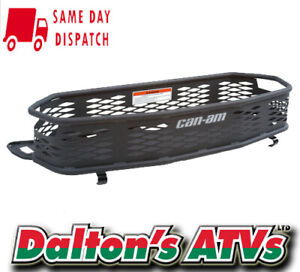 Can-am Outlander Atv Luggage Basket 715001215 Luggage Rack