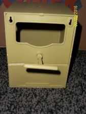 OPEN FRONT FINCH NEST BOX FOR & CAGE & AVIARY BIRDS