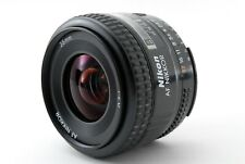 【As Is】Nikon Nikkor AF 35mm f/2 D Wide Angle Lens From Japan Q5