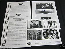 FOBIA/CUCA 'RECONQUISTA!  THE LATIN ROCK INVASION' 1997 PRESS KIT—PHOTO